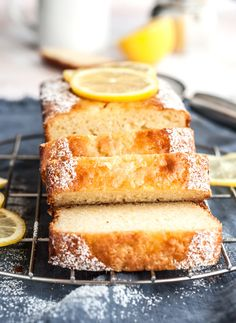 Incredibly delicious lemon ricotta bread bursting with fresh lemons and creamy dreamy ricotta with a hint of almond. The texture is out of this world!