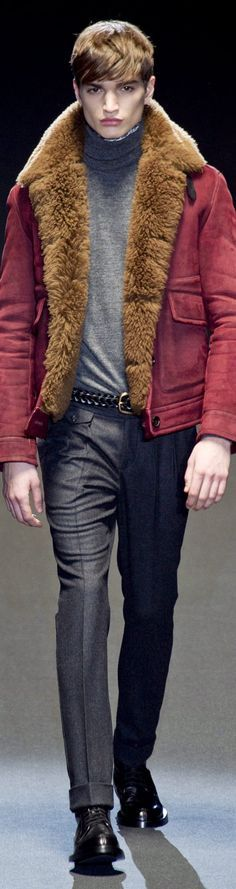 Gucci  Menswear  Fall-Winter