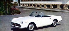 Fiat-Abarth 1600 Spyder (Allemano), 1959