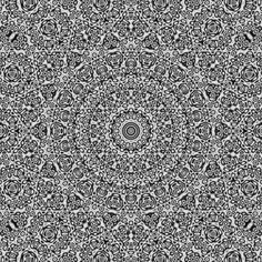 blink patterns Quasicrystal Animation
