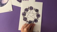 Tattoos, Paper Mill, Moon Phases, Book Of Shadows, Tree Of Life, Geometric Tattoos, Wrapping Papers, Postcards, Decals