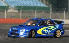 Assetto Corsa - Subaru S11 WRC - Silverstone