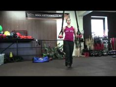 ▶ Suspension Training System - the Jungle Gym XT - YouTube
