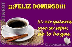 BUENOS DÍAS!!! #FelizDomingo