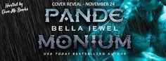 I Heart YA Books: Cover Reveal & Giveaway for 'Pandemonium (MC Sinne...