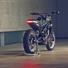 Husqvarna 401 concept - Classic and Custom - Motorcycle Sport Forum