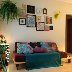 Daybed Couch Living Room Small Spaces Apartment Therapy