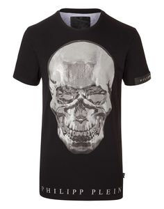 "PHILIPP PLEIN T-SHIRT ""ON FIRE"". #philippplein #cloth #"