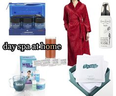 day spa at home -- #beauty #spa
