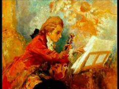 """El blog de Lola García de Luna: Wolfgang Amadeus Mozart, """"Pequeña serenata nocturn..."""