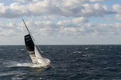 Vendée Globe 2012-13. Dia 113. Alessandro Di Benedetto (Team Plastique)