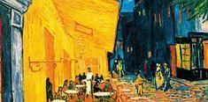 Sarja: Wall Mural - Terasse de Cafe la Nuit Tuotenumero: 00420 Idealdecor valokuvatapetti, 183 x 254 cm