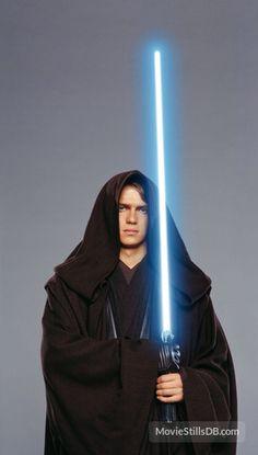 Star Wars: Episode III - Revenge of the Sith promo shot of Hayden Christensen