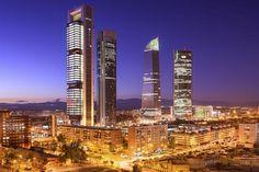 Cuatro Torres Business Area. Madrid.