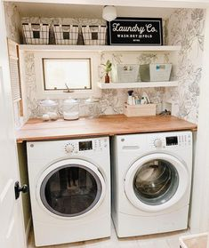 "Learn even more info on ""laundry room storage diy budget"". Look into our web site. Laundry Room Remodel, Laundry Decor, Small Laundry Rooms, Laundry Room Organization, Laundry Room Design, Laundry Room Shelving, Laundry Closet Makeover, Laundry Nook, Laundry Drying"
