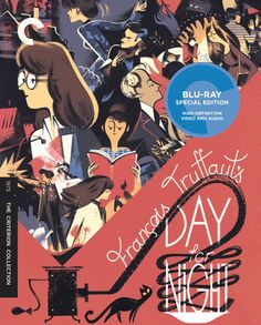Day for Night - Blu-Ray (Criterion Region A) Release Date: August 18, 2015 (Amazon U.S.)
