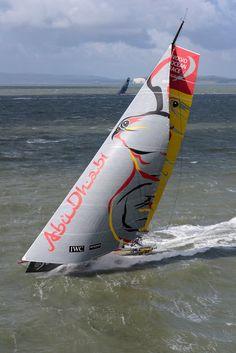 Volvo Ocean racing