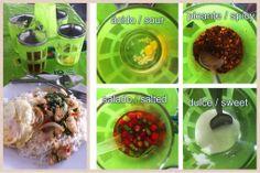 Condimentos fundamentales de la cocina thai // Essential condiments in thai cuisine