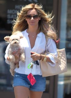 Celebrity Dog Lovers | POPSUGAR Celebrity