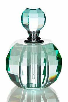turquoise perfume bottle~