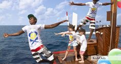 Kids fun at One & Only Reethi Rah resort in Maldives Kids Fun, Cool Kids, Maldives Resort, Beautiful Hotels, One And Only, Ship, In This Moment, Ships