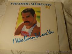 FREDDIE MERCURY I Was born to love you MAXI SINGLE VINILO 12 HECHO EN ESPAÑA DEL AÑO 1985 QUEEN