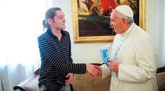 El Papa Francisco entrevistado por el periódico Straatnieuws
