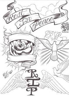 Gangster Tattoos, Chicano Tattoos, Dope Tattoos, Body Art Tattoos, Female Tattoos, Tattos, Payasa Tattoo, Cloud Tattoo, Inca Tattoo