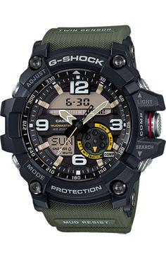 0be36c23b74 Casio G-Shock G-Premium Mudmaster GG-1000-1A3ER GG-1000