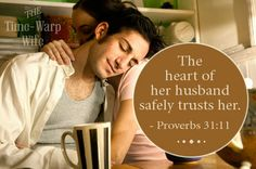 Make your heart a safe place for his. - Lisa Jacobson  |  Time-Warp Wife