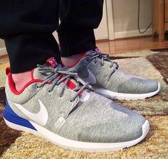 """Nike Roshe Run Natural Motion SP """"Great Britain"""""""