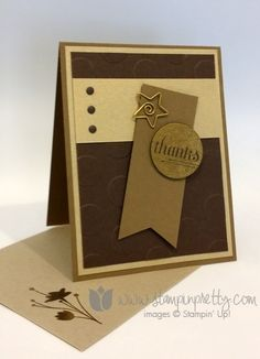 Stampin up stamping stamp it pretty mary fish free catalog a happy hooray masculine cards idea demonstrator blog