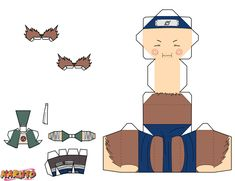 Choji Is A Very Kind Polite And Caring Person These Characteristics Are Said To Be His Greatest Strength By Both Father Choza F