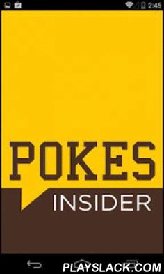 Pokes Authority  Android App - playslack.com , Get trib.com's relaunched app for Wyoming college sports. It's free! This keeps you up to date with exclusive sports coverage and scores while you are on the go. Here's what you get: * Latest news and updates * Scores, schedules and more stats * Stunning game action photos and videos * Pre-game information, live blogs and post-game analysis of your favorite team * Scoops and insights from our top sports reporters. If you follow prep sports, you…
