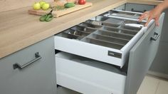 Van Storage, Garage Storage, Kitchen Furniture, Furniture Design, Kitchen Cabinet Crown Molding, Kitchen Cabinets, Kitchen Appliances, Good House, Apartment Living