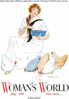 Woman's World - 1916 - Will Grefé