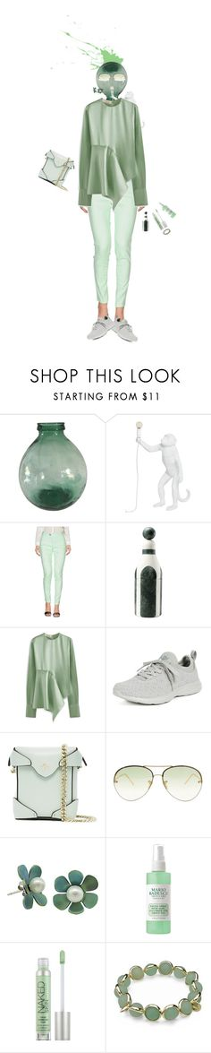 """""""Untitled #22"""" by yee-yan ❤ liked on Polyvore featuring Seletti, Bonheur, Mulberry, Athletic Propulsion Labs, MANU Atelier, Linda Farrow, Mario Badescu Skin Care, Urban Decay and Maggy London"""