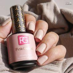 Uv Lack, Nailart, Gel Nail Polish Colors, Neutral, Lak, Nagel Gel, Pink Nails, Swatch, Make Up