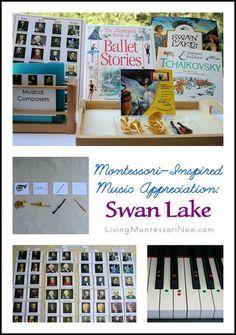 Montessori-Inspired Music Appreciation - Swan Lake