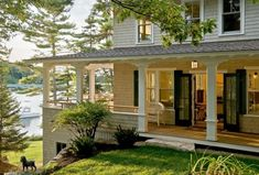 wrap around porches=MY FAVE!!!!!