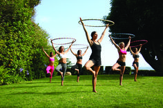 Rev up your exercise routine with the best workouts found only in LA. From a hula-hoop class to circus acts—these fitness workouts are sure to make you sweat.