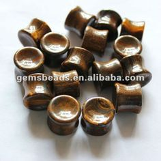 "Wholesale Natural Gemstone Piercing Plugs Tiger Iron 1/2"" Body Jewelry - Buy Stone Plugs,Natural Stone Piercing Plugs,Gemstone Piercing Plugs Product on Alibaba.com"