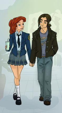 Ariel & Jim
