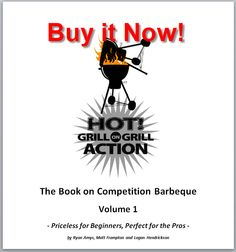 The world's best competition bbq book!
