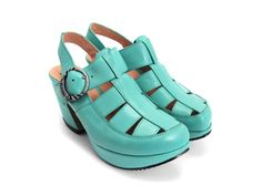 Check out the Fluevog Portage. Would love these shoes in a less funky color, but love them anyway.