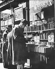 own a bookstore with a lot of character