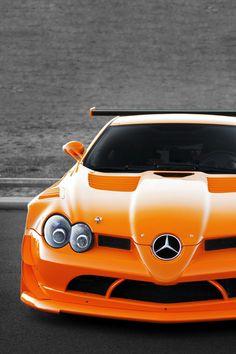 Visit The MACHINE Shop Café... ❤ The Best of Mercedes-Benz ❤ (Mercedes-Benz SLR McLaren)