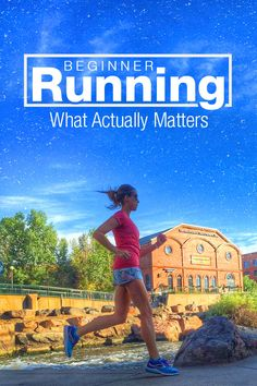 Beginner Running Tips: What you really need to know, keeping it simple
