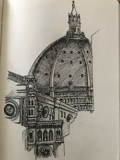 European architecture  Ink