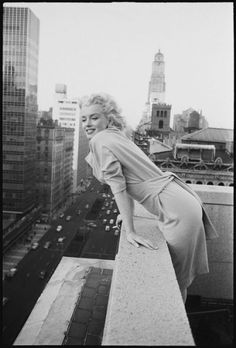 Rare photos of Marilyn Monroe